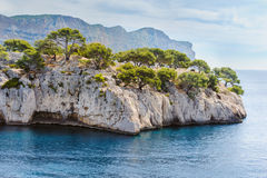 Calanque, France Royalty Free Stock Image