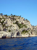 Calanques Stockfoto