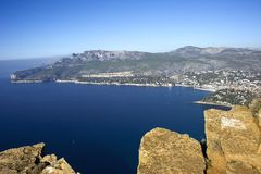Calanques and Cassis Stock Photos