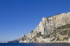 The Calanques of Cassis Royalty Free Stock Photos