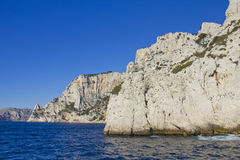 Calanques of Cassis, France Stock Images