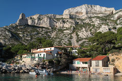 Calanques Royalty Free Stock Photo