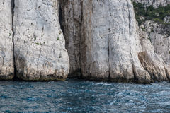Calanques National Park, France Stock Image