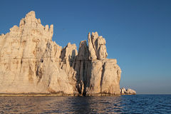 Calanques National Park landscape Royalty Free Stock Photography