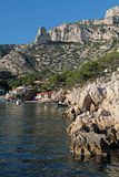 Calanques of Sormiou Royalty Free Stock Photos