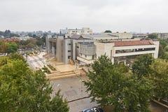 Calarasi区自治会 库存图片