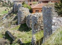 Calatanazor, Soria Spain Stock Images
