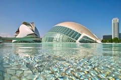 Calatrava Lizenzfreie Stockfotografie