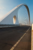 Calatrava Bridge Royalty Free Stock Photography