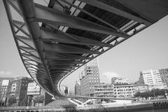 Calatrava bridge Stock Image