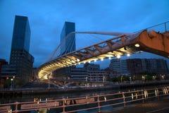 Calatrava most Obraz Stock