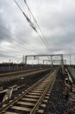Calatrava`s Station - Reggio Emilia – Italy II Royalty Free Stock Photos