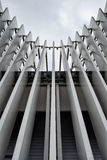 Calatrava`s Station - Reggio Emilia – Italy IX Royalty Free Stock Photo