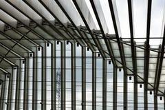 Calatrava`s Station - Reggio Emilia – Italy VII Stock Photos