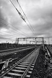 Calatrava`s Station - Reggio Emilia – Italy X Stock Image