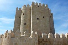 Calatrava Tower in Cordoba, Andalusia, Spain Stock Photos