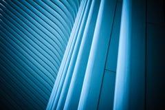 Calatravas Oculus en el World Trade Center NY foto de archivo libre de regalías