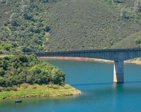 Free Calaveras County New Melones Lake Stock Images - 115768644