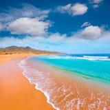 Calblanque beach Park Manga Mar Menor Murcia Stock Photos