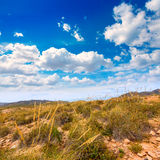 Calblanque beach Park Manga Mar Menor Murcia Royalty Free Stock Photos