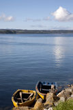 calbuco βαρκών Στοκ φωτογραφία με δικαίωμα ελεύθερης χρήσης