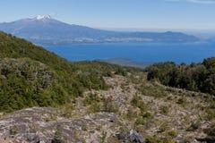 Calbuco Volcano Chile Royalty Free Stock Photo