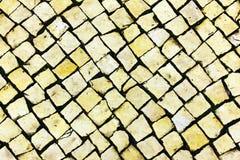 Calcada Portuguesa, Portuguese Pavement Stock Photography