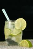 Calce e limonata Fotografia Stock Libera da Diritti