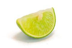 Calce Frutta fresca Fotografie Stock Libere da Diritti