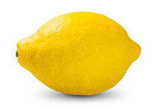 Calce gialla fresca, vitamina C ricca della strega del limone Immagine Stock