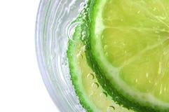 Calce in soda Fotografia Stock Libera da Diritti
