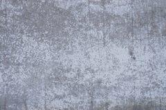 Calcestruzzo di bianco grigio Fondo Astrazione Fotografie Stock