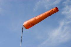 Calcetín de viento 1 fotos de archivo libres de regalías