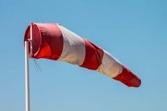 Calcetín de viento Imagenes de archivo