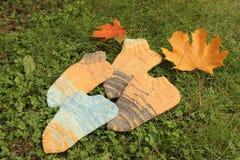 Calcetines Imagen de archivo libre de regalías