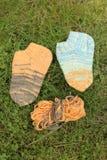 Calcetines Foto de archivo libre de regalías