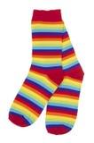 calcetines Fotografía de archivo