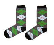 calcetines Fotografía de archivo libre de regalías