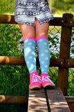 calcetines Fotos de archivo