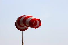 Calcetín de viento Imagen de archivo