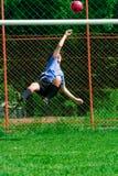 Calcio Fotografia Stock