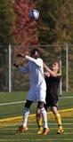 Calcio bailey jevan del Canada Fotografia Stock