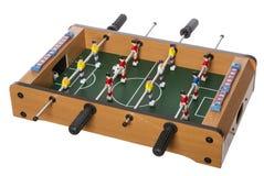Calcio-balilla Fotografie Stock