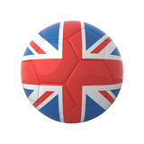 Calcio britannico. Immagine Stock Libera da Diritti