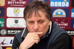 Calcio come Livorno Attilio Perotti Immagini Stock Libere da Diritti