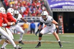 2015 calcio del NCAA - Penn State contro maryland Immagini Stock Libere da Diritti