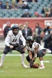 2014 calcio del NCAA - Tempio-Cincinnati Immagini Stock Libere da Diritti