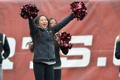 2014 calcio del NCAA - Tempio-Cincinnati Immagine Stock Libera da Diritti