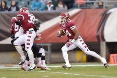2014 calcio del NCAA - Tempio-Cincinnati Fotografia Stock Libera da Diritti