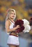 2014 calcio del NCAA - WVU-Oklahoma Fotografia Stock